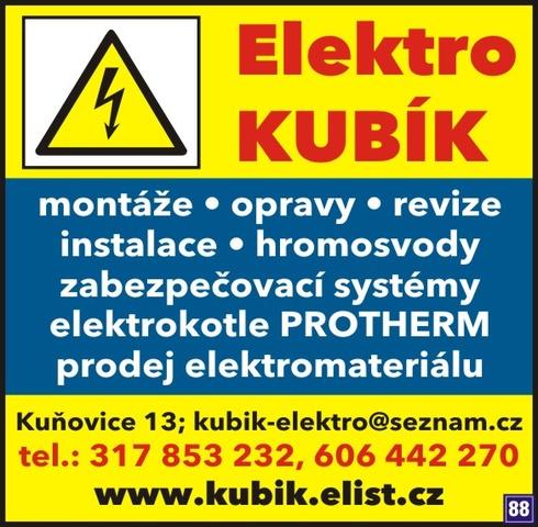 Revize elektrokotle